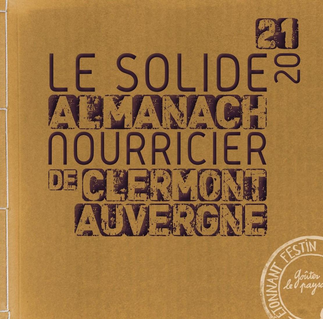 Etiquette du Solide Almanach Nourricier
