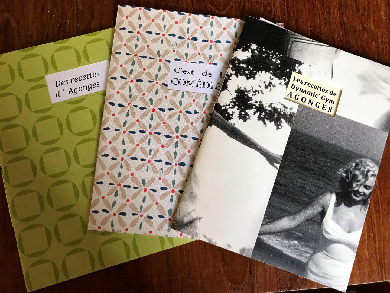 cahiers de cuisine