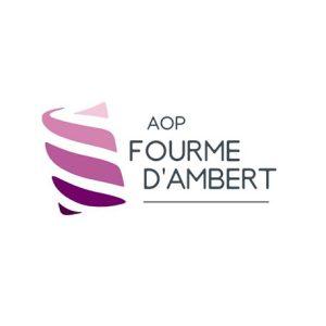 lien et logo de Fourme D'Ambert AOP - Partenaire de l'Étonnant Festin
